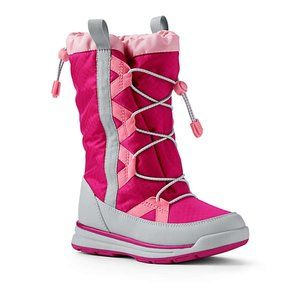 Lands' End Waterproof Insulated Squall Snow Boots